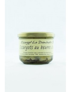 Mousse escargots verrine