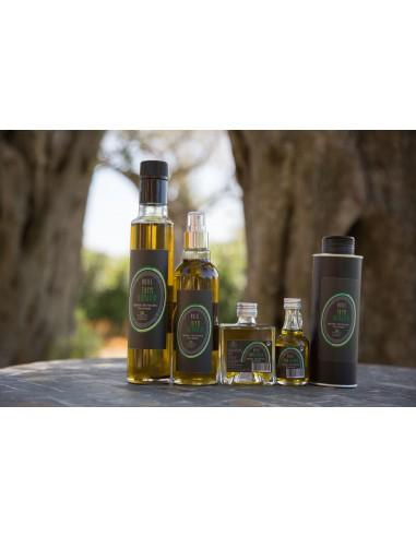 Huile pour assaisonnement extraite d'olive, de thym et romarin lot n°15