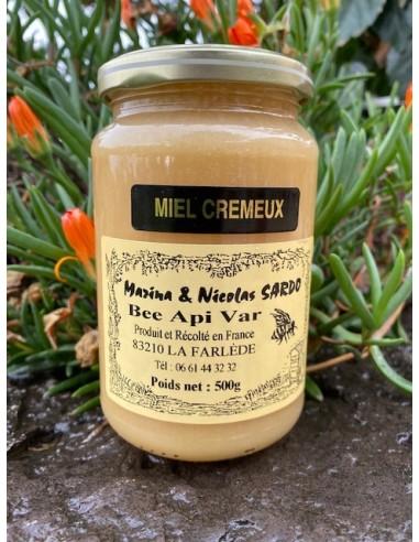 Miel crémeux 500 g