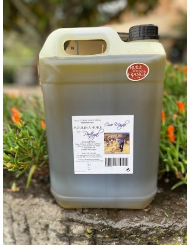 Bidon 5 litres Cuve Magali lot n°4