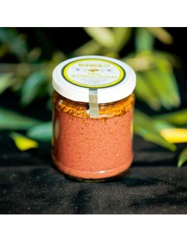 Pâte d'olives pot 200 g (NI COLORANT, NI CONSERVATEUR)