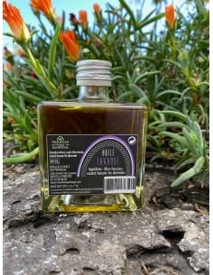 Bouteille 100 ml lavande bio comestible lot n°16