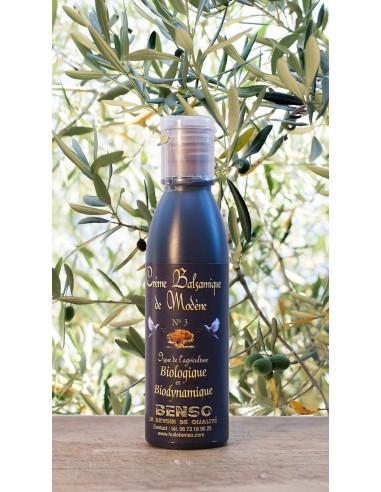 Crème balsamique nature 150 ML