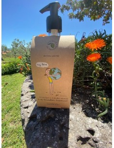 """Savon liquide 500 ml Soledad édition limitée """"bulles"""""""