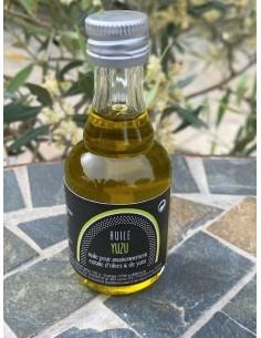 Mignonette huile parfumée 40 ml Cuve Yuzu lot n°19