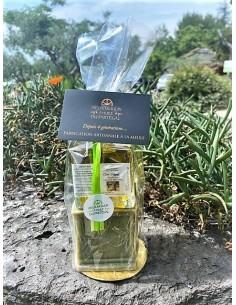 37. 1 huile 100ml + 1 savon de Marseille 300g