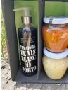 29. Vinaigre Frederic Chaix + 2 pots condiments de 200 gr