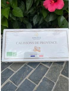 Boite Calisson de Provence Bio carton 125 g