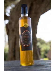 Bouteille huile parfumée 500 ml mandarine lot n°12
