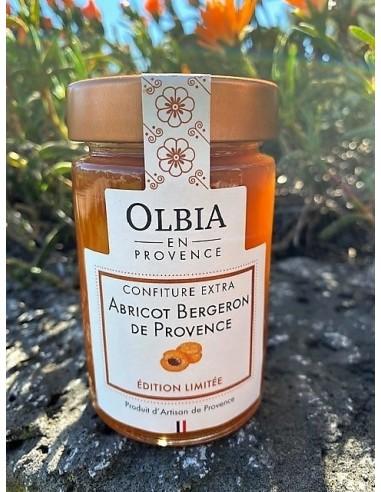 Confiture Abricot Bergeron de Provence 230 g