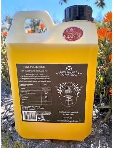 Bidon huile d'olive 2 litres Cuvée Fernand lot n°3