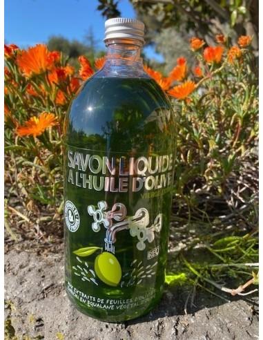 Liquid soap refill 1 L Olive in provence