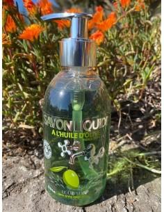 Savon liquide Huile d'olive 300 ml