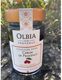 Confiture Cerise de Provence 230 g (noire de Meched)
