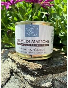 Crème de marrons Collobrières boite 250 g