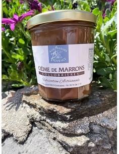 Crème de marrons Collobrières bocal 350 g