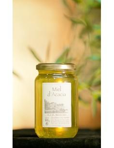Miel d'accacia Pot 500 gr