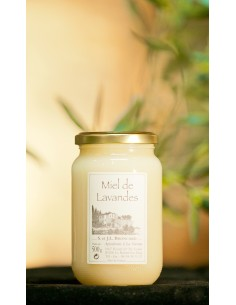 Miel de lavande pot de 500 g