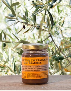 Delight of chestnuts of Collobrières (Var) Jar 250 g