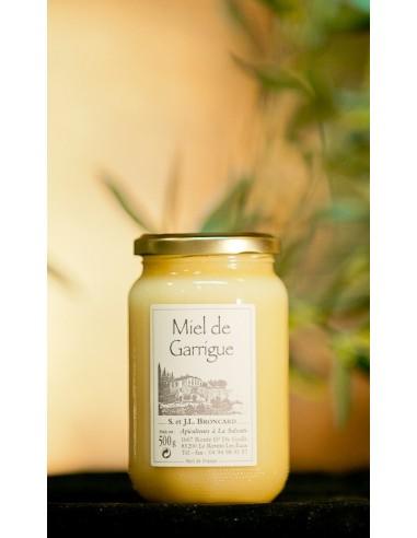 Garrigues honey 500 g jar
