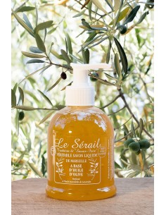 MARSEILLE LIQUID SOAP OLIVE OIL BASE