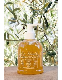 Savon liquide de Marseille à base d'huile d'olive 300 ML