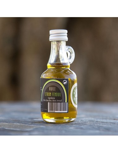 Mignonette 4 cl lemon fennel
