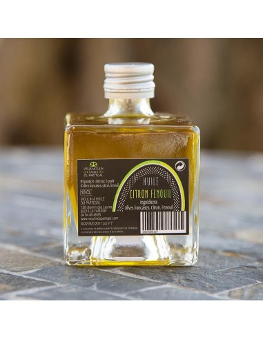 Bottle 100 ml lemon fennel