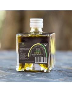 Bouteille huile parfumée 100 ml Coriandre citronnelle lot n°13