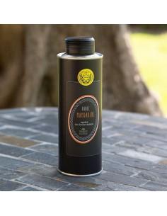 Bidon métal huile parfumée 500 ml Mandarine lot n°12