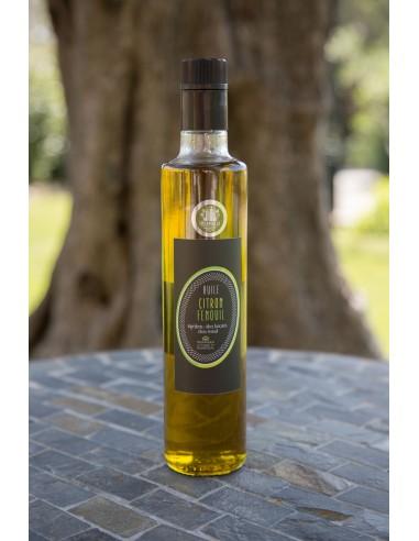 Bottle 50 cl Cuve lemon-fennel