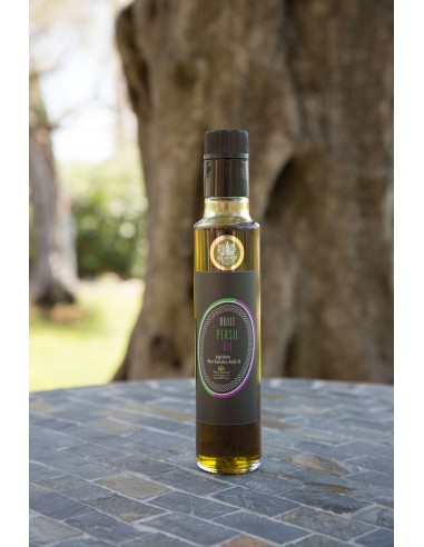Bouteille huile parfumée 250 ml persil ail lot n°11