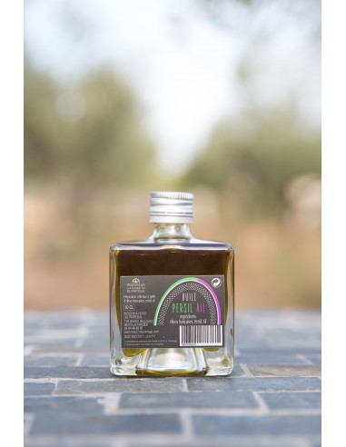 Bottle 100 ml parsley garlic