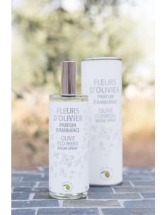 """Vaporisateur Parfum d'ambiance """"Fleurs d'oliviers"""" 100 ml"""