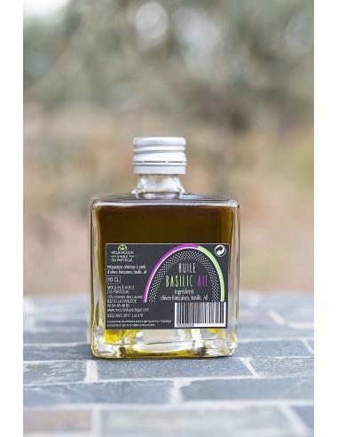 Bottle 100 ml Basil garlic