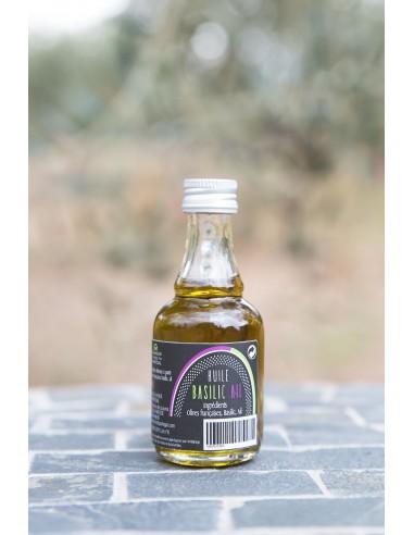 Mignonette 4 cl Basil garlic