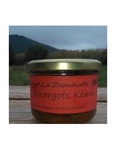 Kémia sauce tomate aromate pour apéritif 200 g