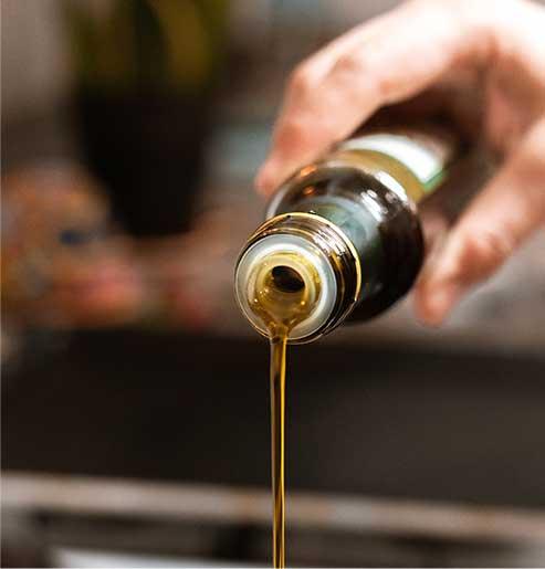 Fleur d'huile