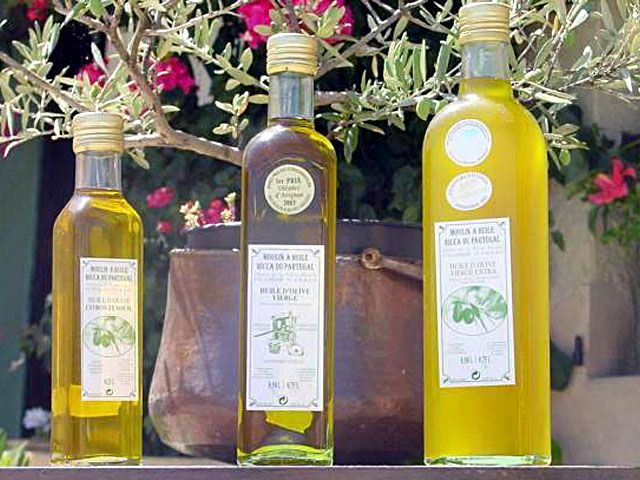 Visite touristique du moulin Huile d'olive