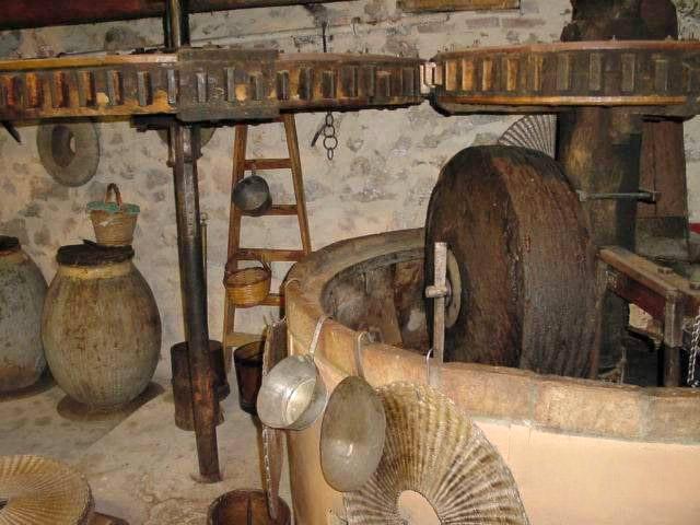 Visite touristique du moulin