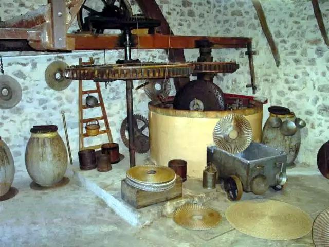 Visiter moulin